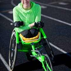 Wheelchair Marathon Child Rocking Chair Outdoor Ms America Samantha Schroth Joins Fifth Third