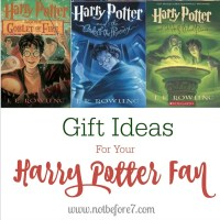 Top Gifts for a Harry Potter Fan