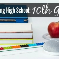 Homeschooling 10th Grade: Our Plan for My Oldest
