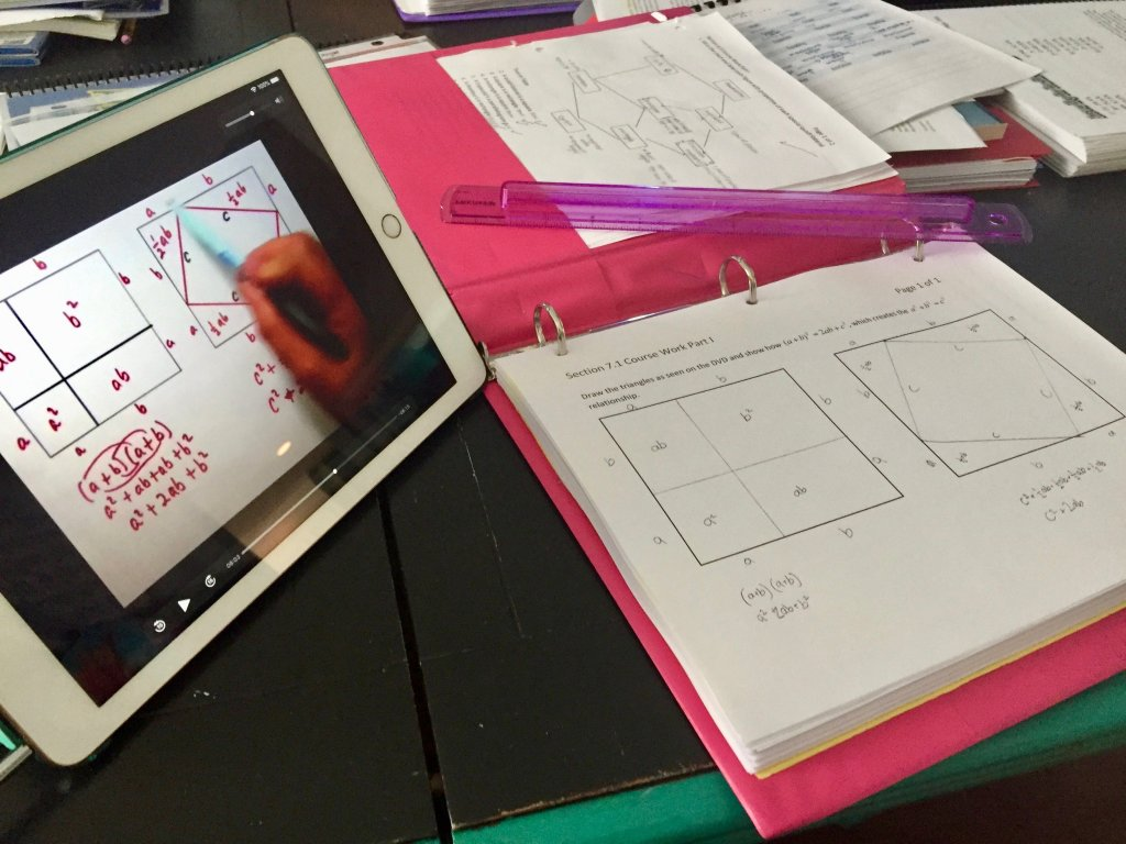 Mr D math makes learning fun.