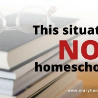 We Need a New Term Because This is NOT Homeschooling.