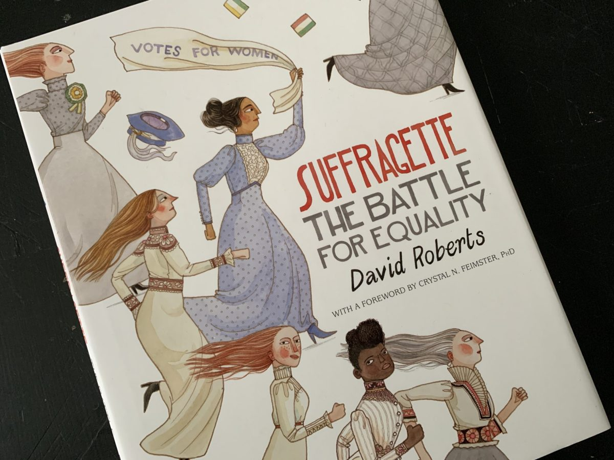 Picture Book for Women's History from Candlewick Press