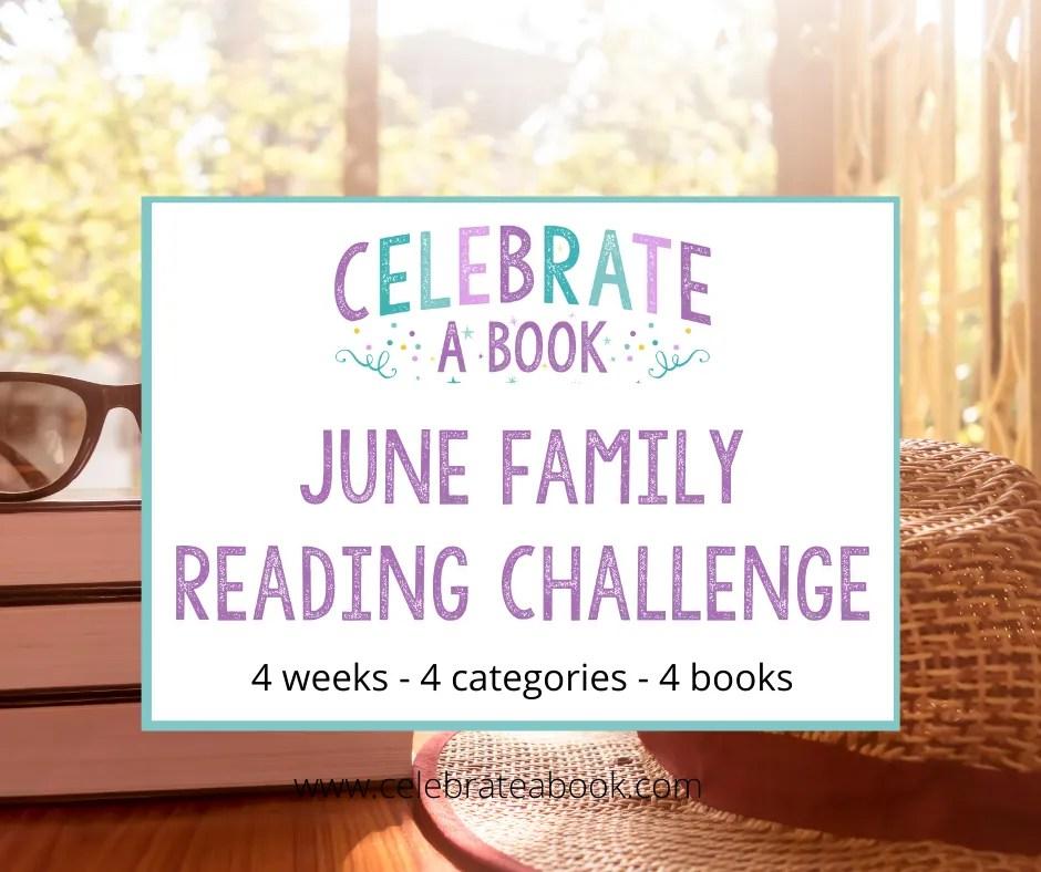 June Reading Challenge