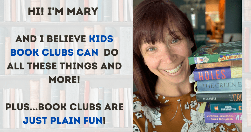 I believe online book clubs for kids can spark a love of literature