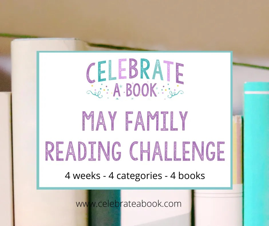 A May Reading Challenge for Families