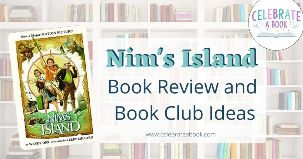 Nim's Island Book Ideas and Review