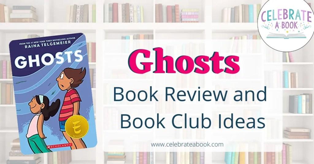 Ghosts Book Club Ideas