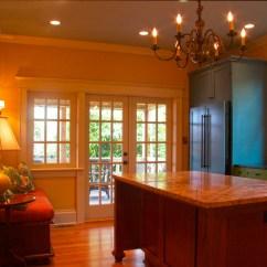 Extra Deep Kitchen Sink Copper Accents Leschi Craftsman Remodel | Mary Hansen Design