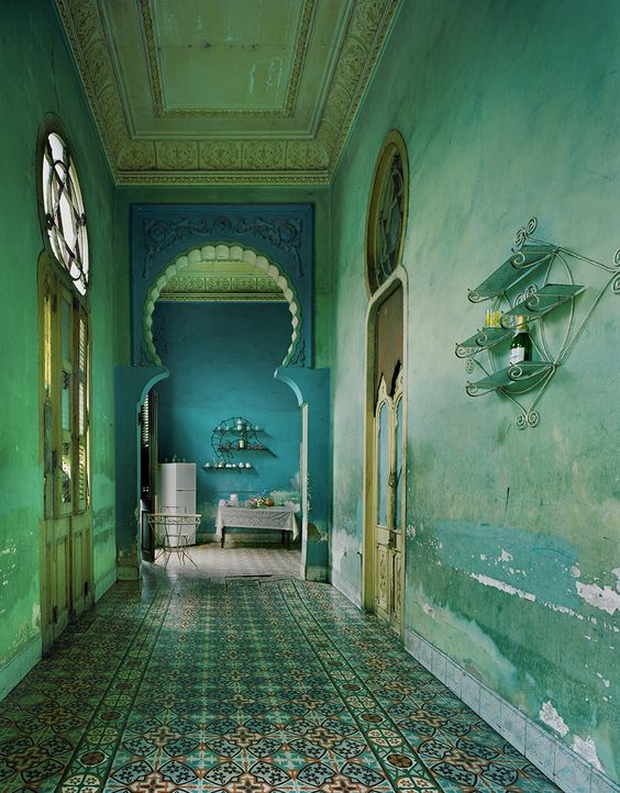 Cute Patterns For Wallpaper Travel Deco Ideas Cuban Inspired Interior Deco A