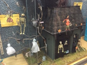 Haunted House by Anne Costello, Lancaster, VA Rivah Miniaturists