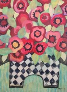 Harlequin Poppies