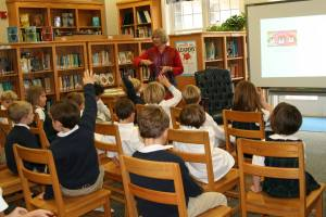 School Visit Chesapeake Academy