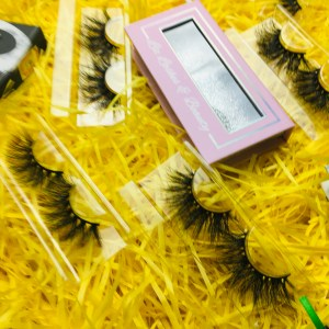 luxury mink lashes wholesale