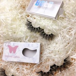 flash eyelash packaging box manufacturers
