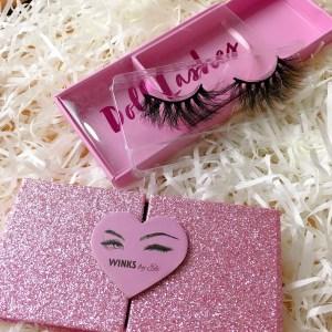 flash eyelash packaging box