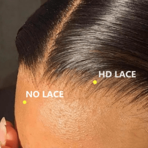 Human hair HD lace wigs