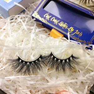 diy lash packaging