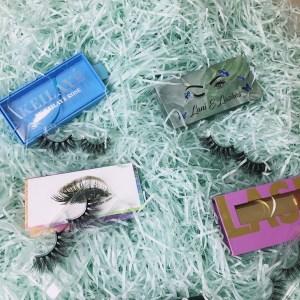 Wholesale 25MM Mink Strip Lashes