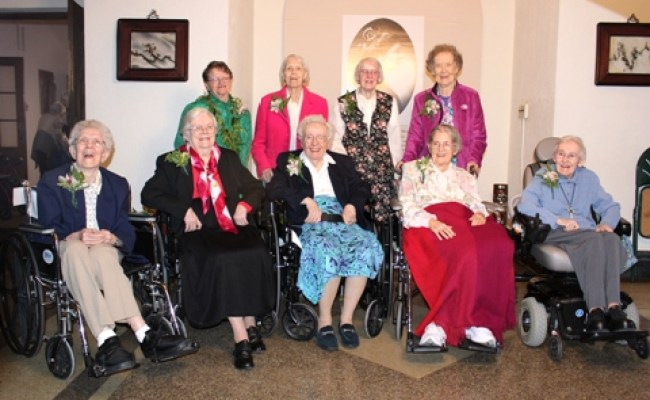 Called To Be Wholemakers Sisters Celebrate Jubilees