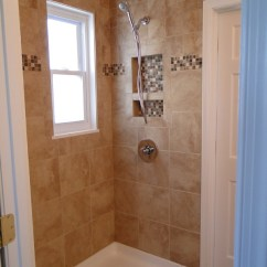 Kitchen Remodeling Projects Amazing Gadgets Bathroom Remodel - Window In Shower