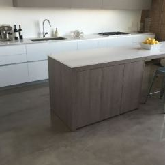 Stone Top Kitchen Table Air Concrete Countertops In Maryland