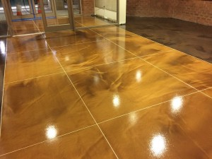 Advantages of Stained Concrete Flooring for Homes