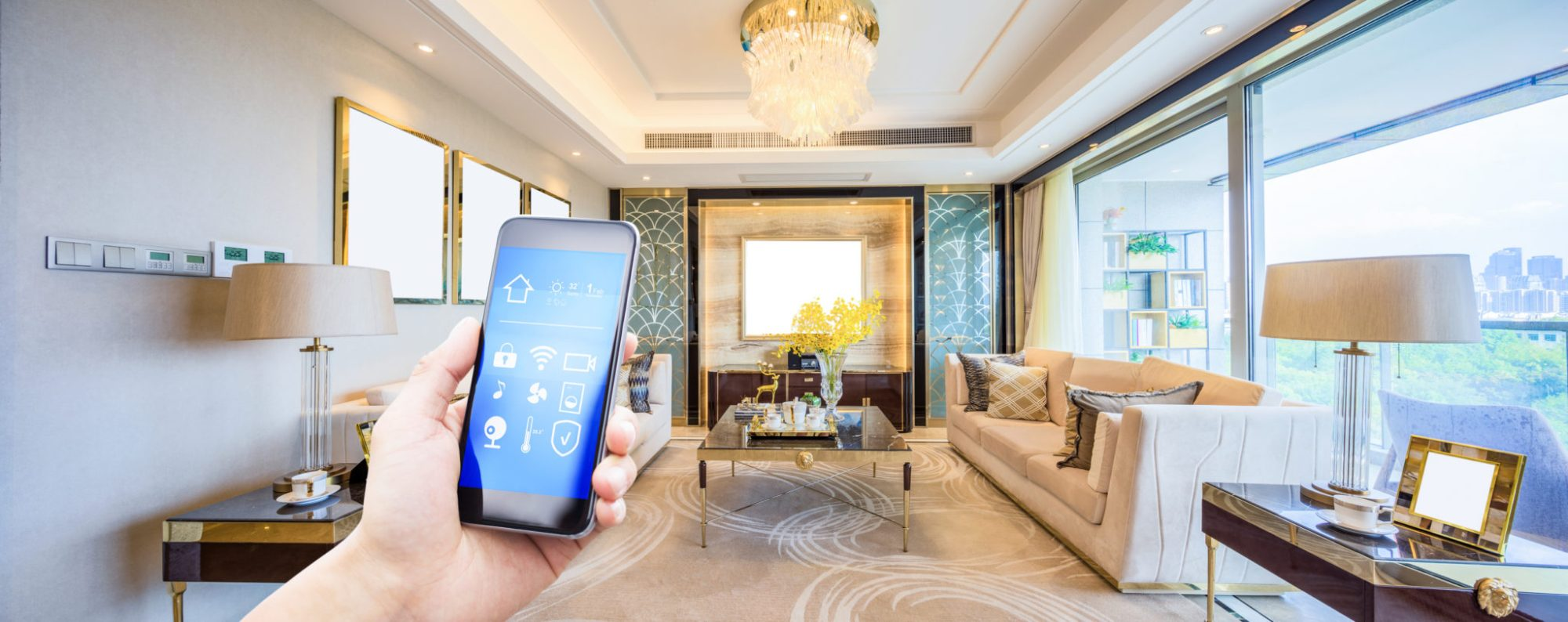 hight resolution of control your home