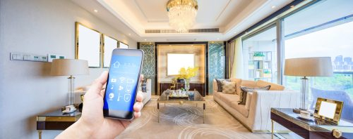 small resolution of control your home