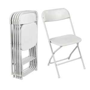 chair rentals in md are massage chairs any good maryland event weddings party rental basic plastic white or black