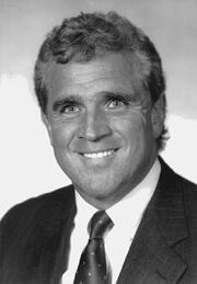Senate President Thomas V. Mike Miller Jr. in 1988. Maryland Manual photo.