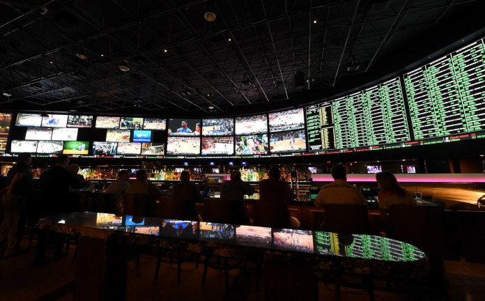 sports betting at maryland race tracks