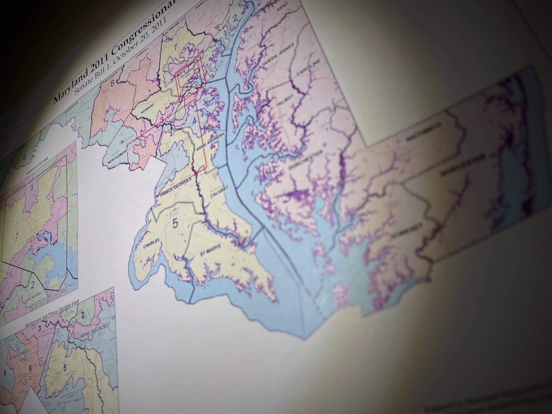 Redistricting Commission Selects U. of Md. Official to Help with Hispanic Outreach