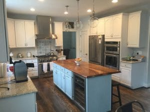 kitchen island tops restoration wood can enhance your drab accentuate