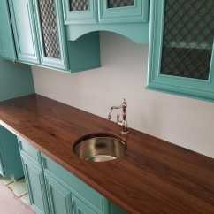 Types Of Kitchen Countertops Cafe Curtains Why Wood Stands Out Among
