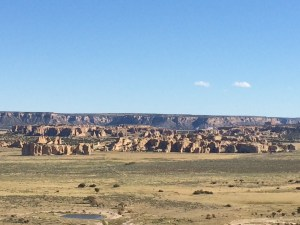 Acoma, from the butte to the north