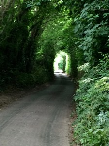 The way to East Coker