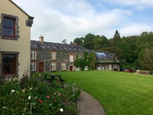 Tyrone Guthrie Centre, Artists' Cottages