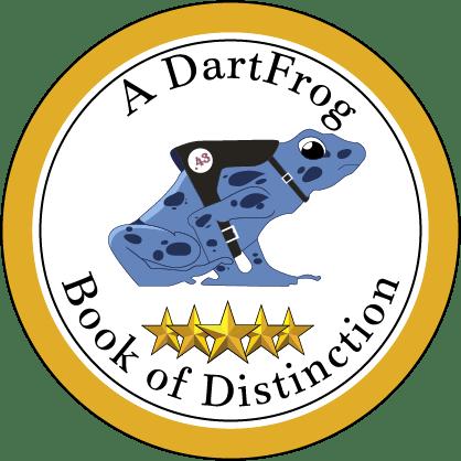 DartFrog seal independent bookstores