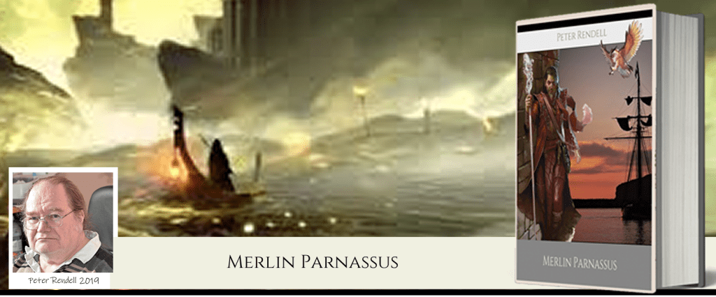 Amazon header for Merlin Parnassus