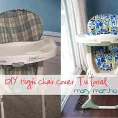 High Chair Table Cover Windsor Dining Chairs Black Diy Tutorial Mary Martha Mama