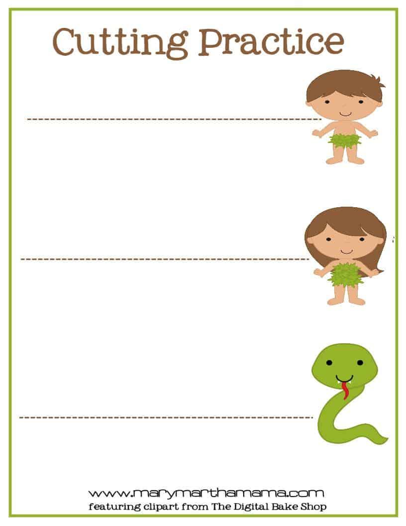 Pre K Spelling Worksheets