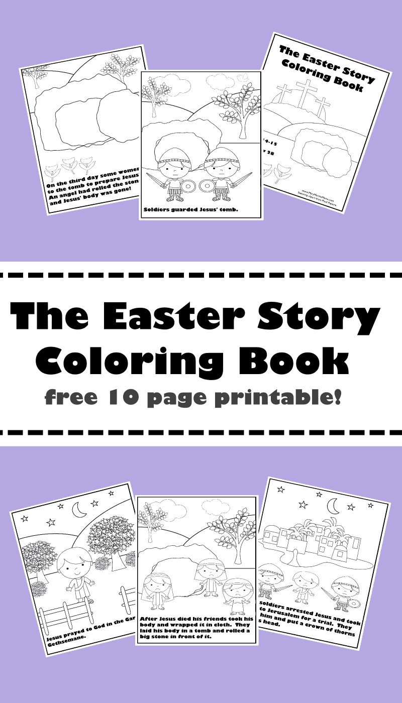 coloring story book printable dessincoloriage