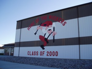 Tonopah High School Home of the Muckers