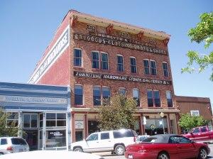 Main St., Evanston, Wyoming