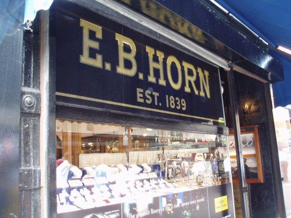 E. B. Horn