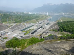 Overview of the Three Gorges Dam