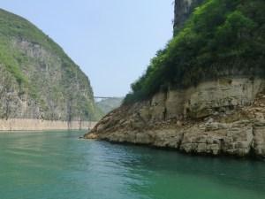 Cruising through the gorge