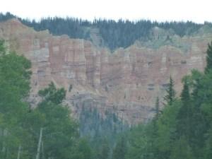 Cedar Breaks National Monument from UT-14