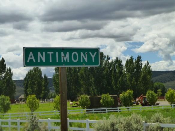 Antimony - It's Elementary!