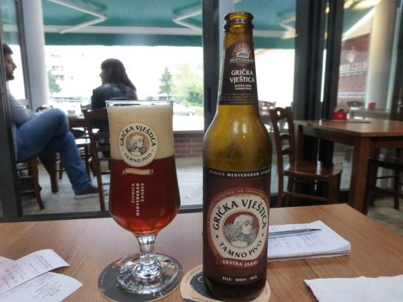 A local brew